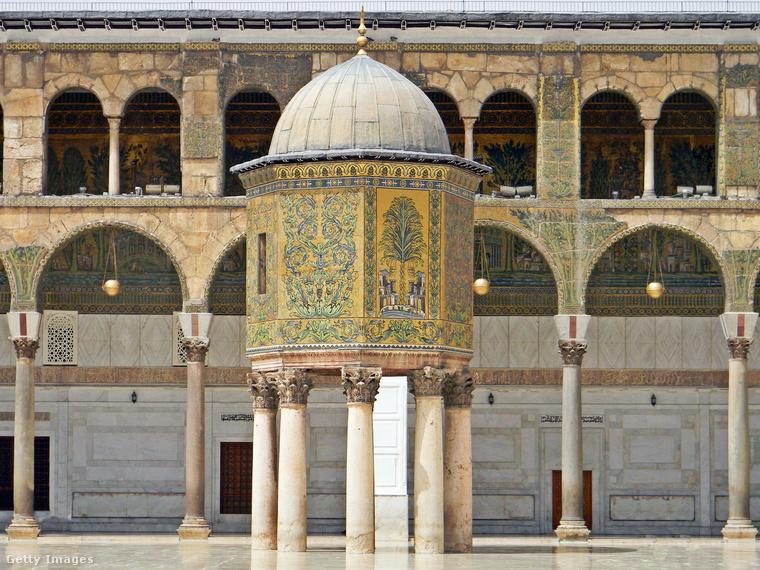 A szír főváros, Damaszkusz története i