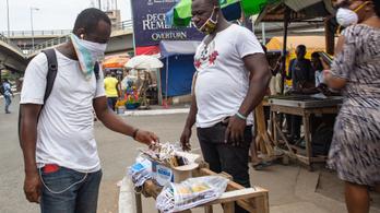 Koronavírus: Afrikában 4,7 százalékos a halálozási arány a WHO szerint