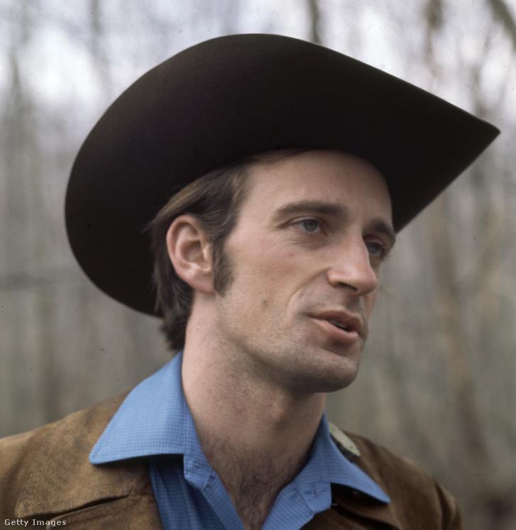 Denis Hayes Washingtonban 1970-ben