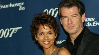 Pierce Brosnan megmentette Halle Berry életét a James Bond forgatásán