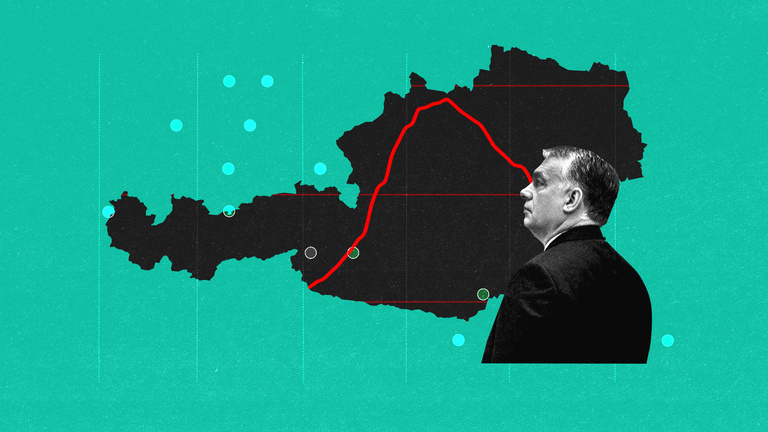 Orbán Viktor víruslaboratóriuma: Ausztria