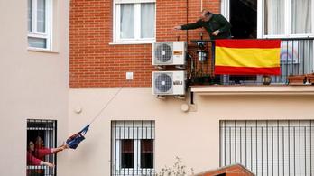 Spanyolországban meghosszabbítják a korlátozásokat