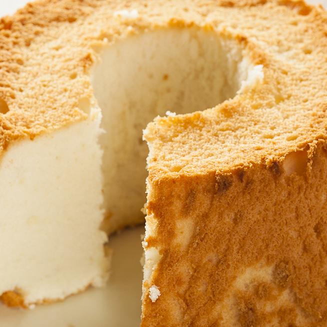 Légies fehér piskóta Amerikából – Csak tojásfehérje kerül a tésztába