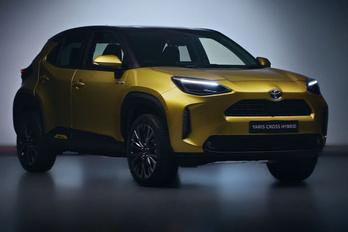 Már itthon is megrendelhető a Toyota Yaris Cross