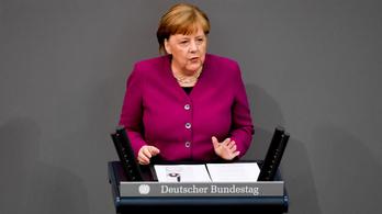 Merkel: Németország még csak a koronavírus-krízis elején jár