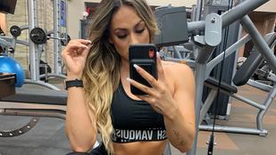 Jennifer Lopez hasonmása kőkemény testépítő