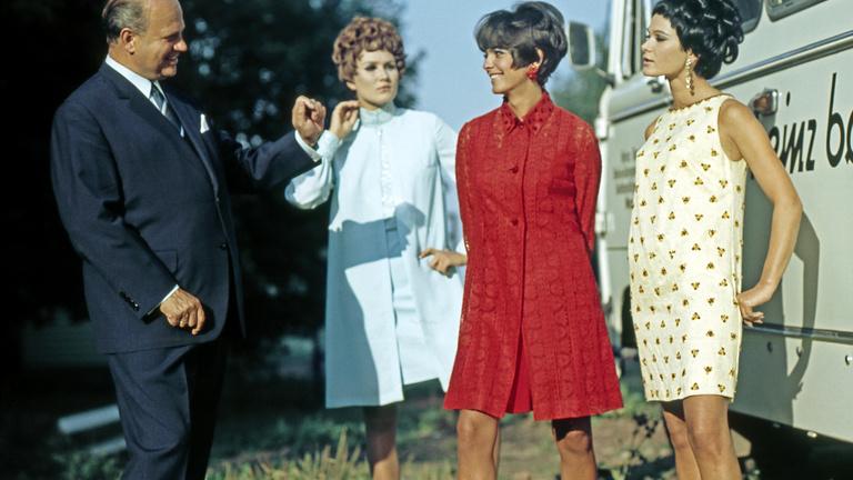 Vörös Diorok: ők formálták a divatot a vasfüggönyön innen
