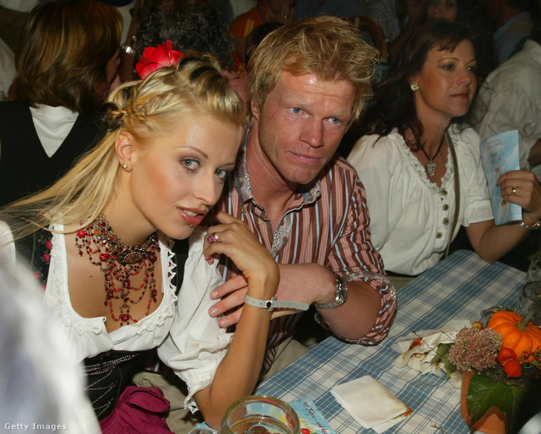 Oliver Kahn, a Bayern München egykori játékosa is szereti a sört, és az italnak szentelt fesztiválokat is
