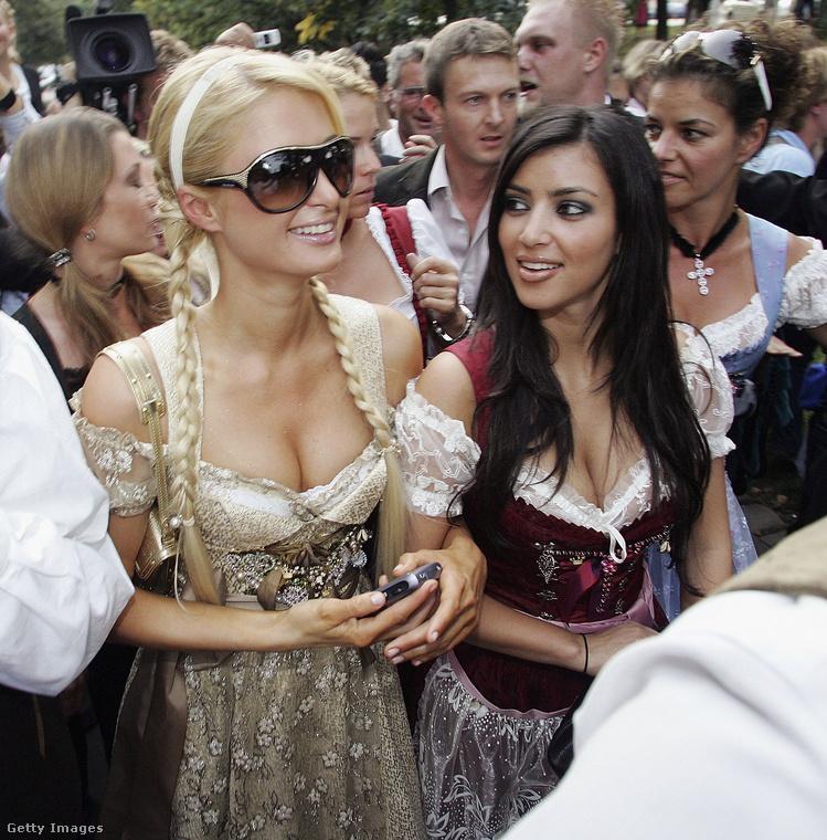 Íme, az idő, amikor még Paris Hilson nagyobb celeb volt, mint Kim Kardashian