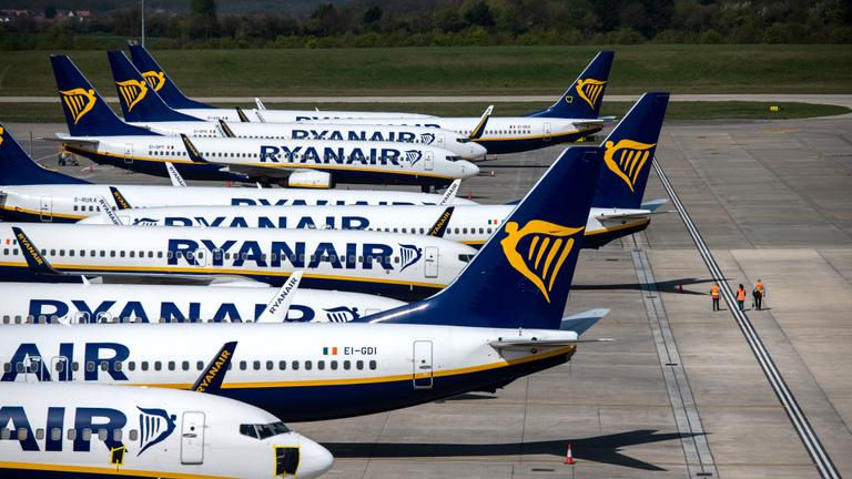 Kevesebb utassal nem hajlandó repülni a Ryanair