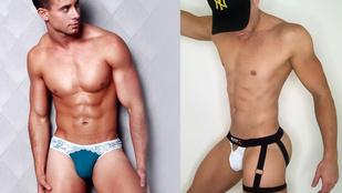 Erről a hatféle erotikus férfifehérneműről önnek is lesz véleménye