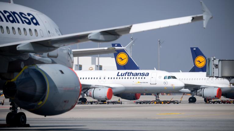 Állami segítségre szorul a Lufthansa a járvány miatt