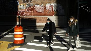 A hivatalosan közölt sokszorosa lehet a fertőzöttek valódi száma New Yorkban