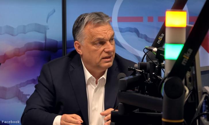 Orbán Viktor egy korábbi interjún