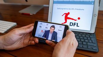 Megmenekültek a csődtől a német futballklubok