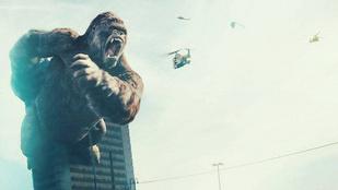 Óvatosan a Nagyvárad térnél, Godzilla elég zabosnak tűnik