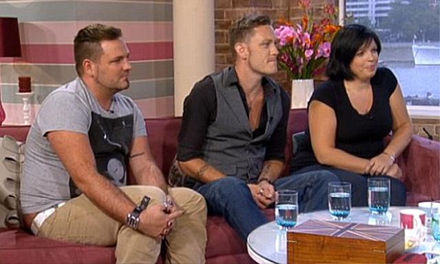 Nathan, Ashley és Cheryl