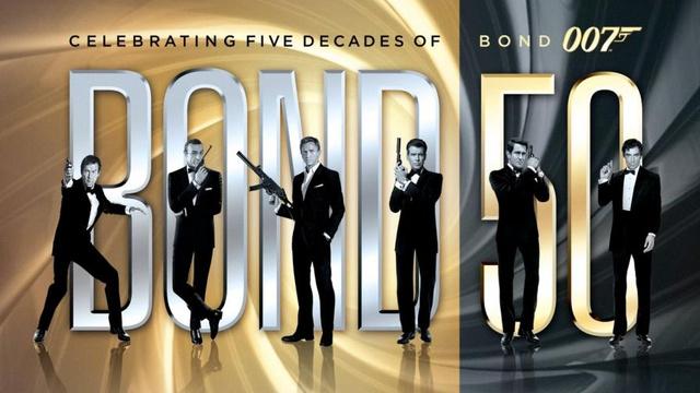 A mozifilmek James Bondja 50 éve áll Őfelsége titkosszolgálatában