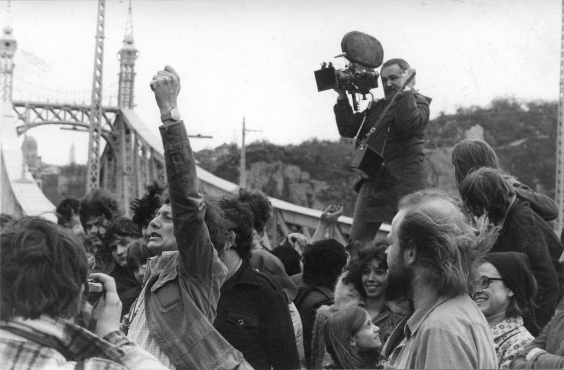 Bedobas 1980 Banok Tibor operator-