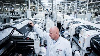 Több mint 800 embert küld el a Bosch