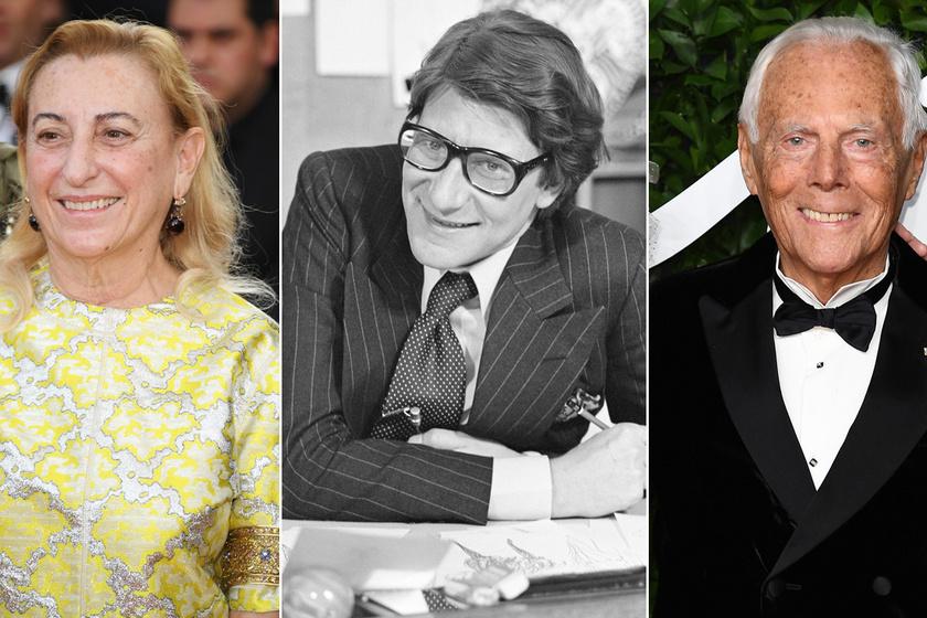 Te mennyit ismersz fel a híres divattervezők közül? Teszteld a tudásod kvízünkben