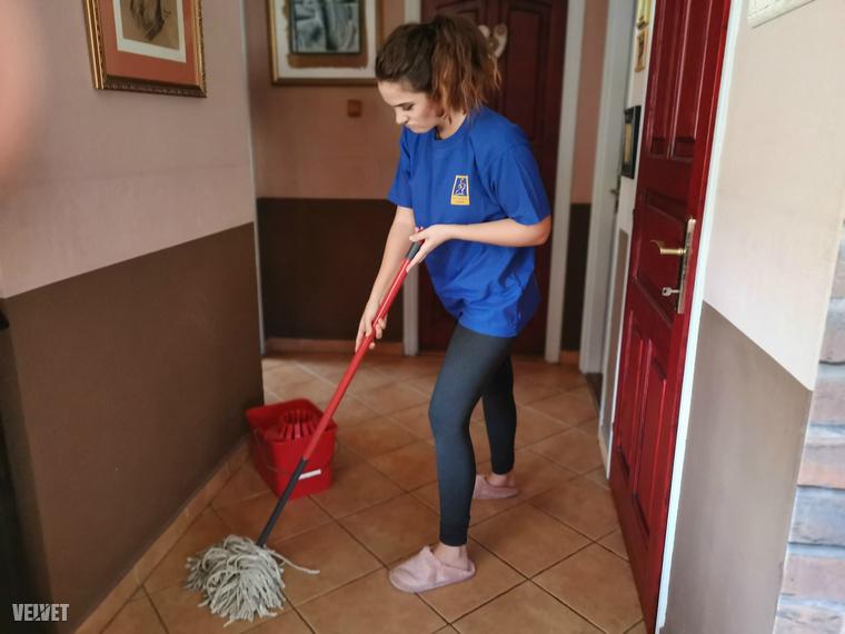 Online takarítás rendelés