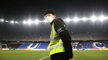 Megvan az első, a járvány kitörése után újrainduló futballbajnokság