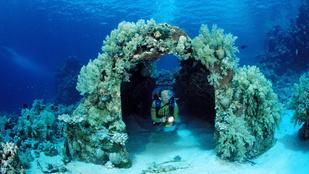 Az 5 legérdekesebb víz alatti város