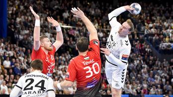 A Veszprém jutott a kézilabda-BL négyes döntőjébe