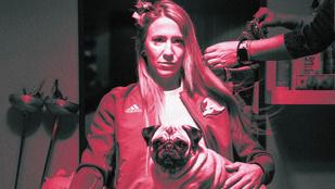 Kovács Sarolta öttusázó: a sportban nem lehet elnyomni a nőket