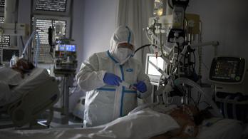 A 2,9 millióhoz közelít a koronavírus-fertőzöttek száma a világban