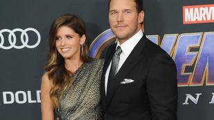 Gyermeket vár Chris Pratt és Katherine Schwarzenegger
