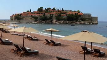 Montenegró május közepétől kinyitná a strandokat, éttermeket és bevásárlóközpontokat