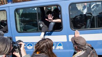 Több olasz maffiafőnököt is hazaengedtek a börtönből a koronavírus miatt