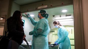 Májusban még hiába várták a pluszpénzeket a járvány ellen küzdő nővérek