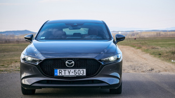 Mazda 3 Skyactiv-X GTX – 2020.
