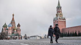 Moszkva nagyobb visszaeséssel számol, mint az IMF