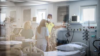 Koronavírus: Magyarország a harmadik legrosszabb helyen az EU-ban