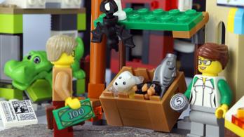 Exkluzív partnerséget kötött a Universal és a Lego