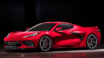 Négy új Corvette jöhet, ezer lóerős is lesz köztük
