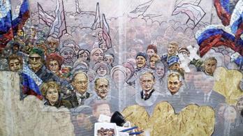 Putyin és Sztálin mozaikja kerül a legújabb ortodox székesegyházba