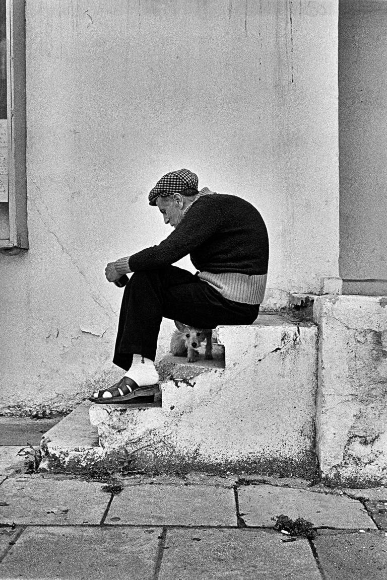 Tel Aviv, 1992.