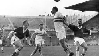 Már az 50-es években is sírtak, milyen kevesen fociznak