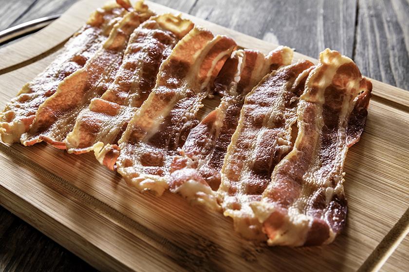 Így lesz igazán ropogós a bacon – A konyhában sem marad átható szag