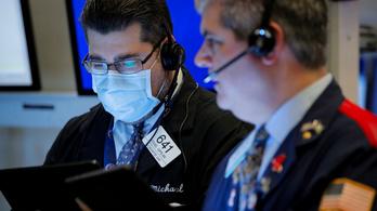 A gazdaság összeomlik, a befektetők mégis egymást tapossák a részvényekért