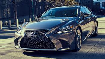 Újra lesz V8-as csúcs-Lexus?