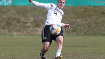 Dárdai középső fia is felkerült a Hertha felnőtt csapatába