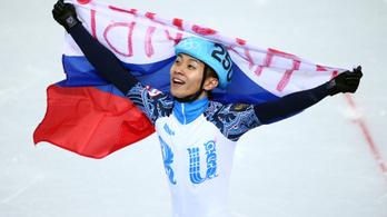 Másodszor is visszavonult a rövidpályás gyorskorcsolya hatszoros olimpiai bajnoka