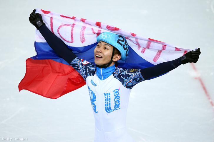 Viktor An a 2014-es szocsi olimpián