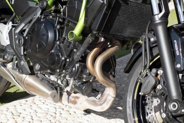 70 lóerővel is lehet élvezetesen motorozni, csak nem szabad elengedni a gázt